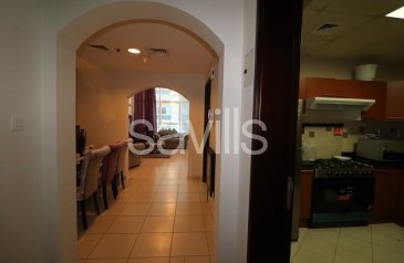 One Bedroom, Two Bathroom, Apartment For Sale in Palm Tower, Al Khan, Sharjah - High Floor Unit w/ Sea View and Parking