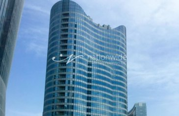One Bedroom, One Bathroom, Apartment To Rent in Sigma Tower II, City of Lights, Abu Dhabi - Good Price Unit with Facilities & 6 Payments