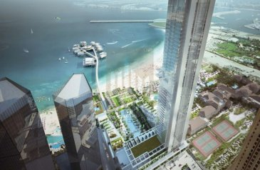 One Bedroom, One Bathroom, Hotel Apartment For Sale in Jumeirah Beach Residence - JBR, Dubai - 10% Guaranteed ROI For 5 Yrs | New Launch | Fully Furnished