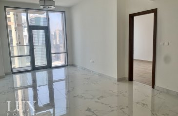 One Bedroom, Two Bathroom, Apartment To Rent in Amna, Business Bay, Dubai - Full Canal View   Vacant   Ready to move