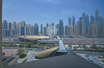 1,108 Sq Ft, Office To Rent in Lake Allure, Jumeirah Lakes Towers - JLT, Dubai - Ready to move in Furnished Office   Near Metro