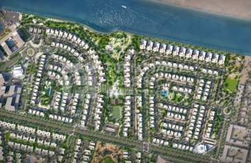 Residential Plot For Sale in Lea, Yas Island, Abu Dhabi - Own A Spacious Residential Plot In Yas Acres!