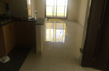 One Bedroom, Two Bathroom, Apartment To Rent in Elite Sports Residence 6, Dubai Sports City (DSC), Dubai - AJ | Unfurnished | Mid Floor | Parking