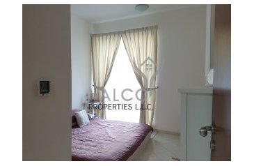 One Bedroom, Two Bathroom, Apartment For Sale in Hub Canal 2, Dubai Sports City (DSC), Dubai - Vacant 1BR Apt | High ROI | Investment Deal