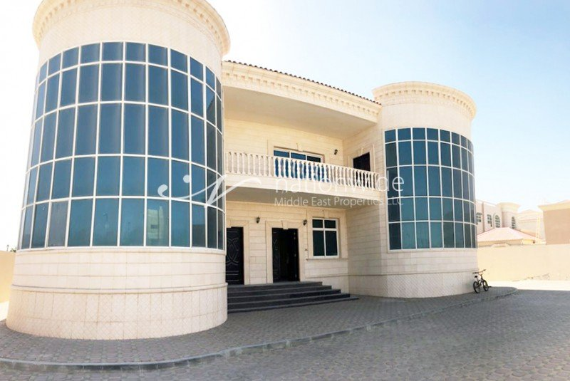 Spectacular 6 Bedroom Villa In Shakbout City