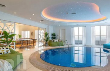 Five Bedroom, Penthouse To Rent in Elite Residence, Dubai Marina, Dubai - Fully Furnished | Indoor Swimming Pool