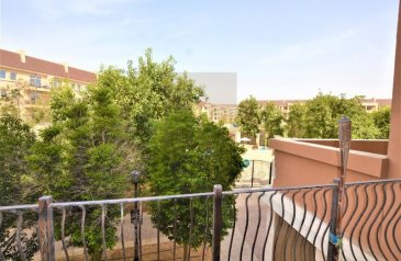 Two Bedroom, Three Bathroom, Apartment For Sale in Dickens Circus 2, Uptown Motor City (UMC), Dubai - Full Pool & Garden View  Huge Size  Best Deal