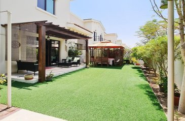Three Bedroom, Four Bathroom, Townhouse To Rent in Mira 4, Reem, Dubai - Type 3E | Landscaped | Perfect Family Home
