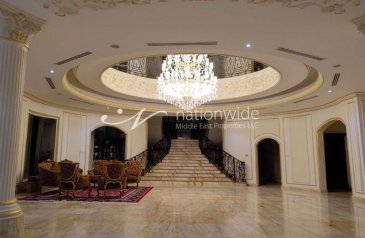 11 Bedrooms, 11 Bathroom, Villa For Sale in Mohammed Bin Zayed City, Abu Dhabi - Ultimate In Luxury Living with Private Pool