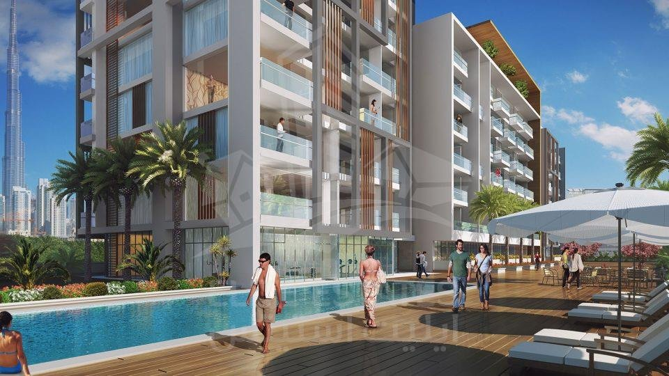0% Service Charge - 8% Roi Guaranteed For 3 Years: Meydan One Newly Launched Azizi Riviera Studio Apartment