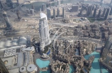 8,445 Sq Ft, Office For Sale in Burj Khalifa, Downtown Dubai, Dubai - Shell and Core Office | Burj Khalifa