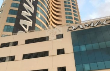 822 Sq Ft, Office For Sale in Damac Business Tower, Business Bay, Dubai - cheapest: Fitted large office for sale lake view