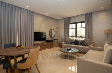One Bedroom, One Bathroom, Hotel Apartment To Rent in Culture Village, Al Jaddaf, Dubai - Hotel Apartment | Fully Furnished 1 Bedroom /10 MIN TO DUBA MALL