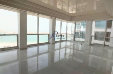 Four Bedroom, Five Bathroom, Apartment To Rent in Al Hosn, Abu Dhabi - Bright & Quiet, Clean and Peaceful. Very Nice sea view 4 bedroom Apartment