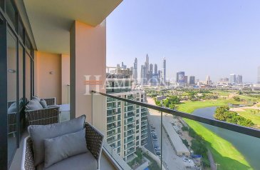 Two Bedroom, Two Bathroom, Apartment For Sale in Building A2, The Hills, Dubai - Priced to Sell    Serviced   Golf Course
