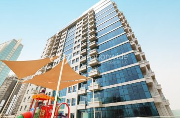 Three Bedroom, Four Bathroom, Apartment To Rent in Sea Face Tower, Al Reem Island, Abu Dhabi - 4 Payments 3BR Apartment w/ Full Sea View