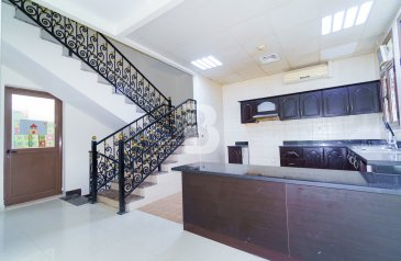 Three Bedroom, Four Bathroom, Villa To Rent in Liwan, Dubai - Large Layout 3 BR + Maid + Store   Vacant