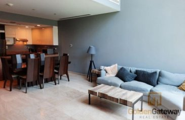 One Bedroom, Two Bathroom, Apartment For Sale in Bay Square, Business Bay, Dubai - Duplex + Terrace   1 Bed In Bay Square
