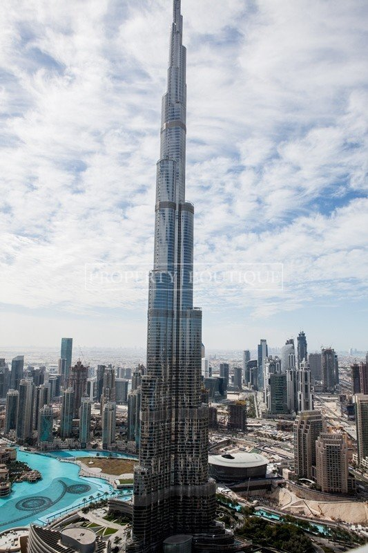 Unique Penthouse  Full Burj And Fountain View
