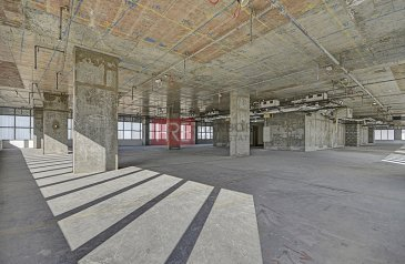 3,866 Sq Ft, Office To Rent in Control Tower, Uptown Motor City (UMC), Dubai - High Floor   AED 60 Per Sq Ft   No Commission