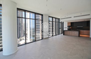 Three Bedroom, Apartment For Sale in DT1 Tower, Downtown Dubai, Dubai - Investment Deal   Desired Layout   3 BR