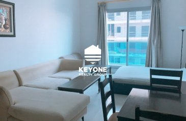 One Bedroom, Two Bathroom, Apartment To Rent in Elite Sports Residence 3, Dubai Sports City (DSC), Dubai - Elegant | Spacious | Balcony | Fully Furnished