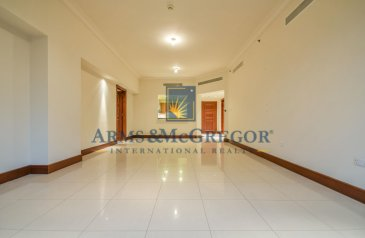 Two Bedroom, Apartment To Rent in Golden Mile 2, The Palm Jumeirah, Dubai - Park View| Ready to move in|Multiple cheques
