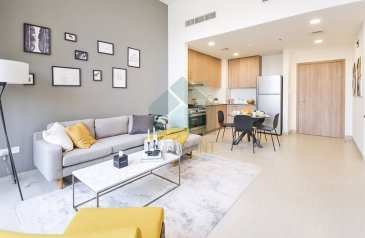 Two Bedroom, Two Bathroom, Apartment For Sale in Jenna Apartments, Town Square, Dubai - Best Price  Pay 10% & Move-in  DLD Waiver  3Yrs PP