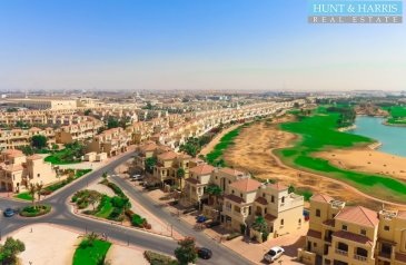 Two Bedroom, Two Bathroom, Apartment To Rent in Royal Breeze 3, Al Hamra Village, Ras al Khaimah - Move in Now - Fully Furnished - Golf Course Facing