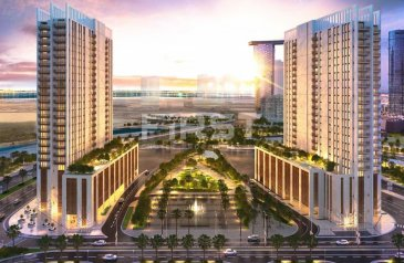Two Bedroom, Two Bathroom, Apartment For Sale in Reflection, Al Reem Island, Abu Dhabi - Fantastic Investment Opportunity | Call us