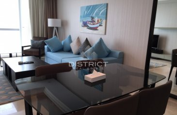 One Bedroom, One Bathroom, Hotel Apartment To Rent in Meera Time Residence, Corniche Abu Dhabi, Abu Dhabi - Available I Fully Furnished Apt. I Good Facilities