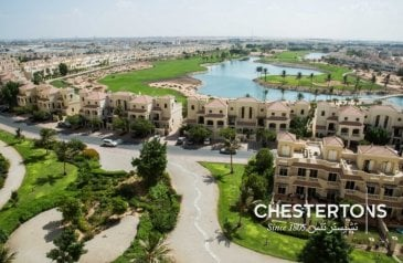 One Bedroom, Two Bathroom, Apartment For Sale in Golf Apartments, Al Hamra Village, Ras al Khaimah - 12 YEAR VISA | 5 YEAR PAYMENT | 1 B/R | LIVE ON THE LAGOON