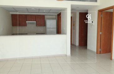 One Bedroom, One Bathroom, Apartment To Rent in Al Samar 2, The Greens, Dubai - Spacious One Bedroom Flat Garden View