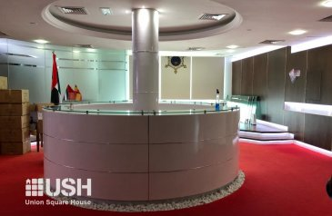 3,250 Sq Ft, Office For Sale in Jumeirah Bay X2, Jumeirah Lakes Towers - JLT, Dubai - Motivated Seller| Furnished| Vacant Close 2 Metro