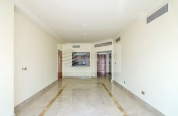 Two Bedroom, Three Bathroom, Apartment For Sale in Fairmont Residence North, The Palm Jumeirah, Dubai - Vacant Apartment | 2 Bedroom Plus Maids |E Type
