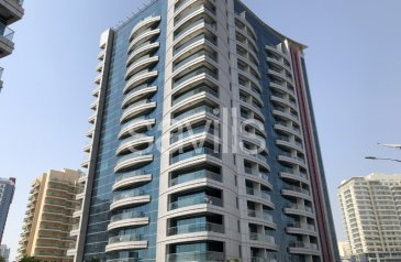 One Bedroom, Two Bathroom, Apartment To Rent in Hub Canal 1, Dubai Sports City (DSC), Dubai - Canal View   Bright   Spacious 1 Bedroom