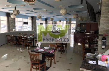 Ready to Move in Good Condition, 8,000 Sq Ft, Retail Space To Rent in Madina Tower, Jumeirah Lakes Towers - JLT, Dubai - Available for Rent - Biggest Restaurant area in JLT