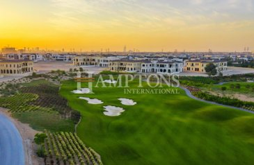 Vacant Residential Plot For Sale in Emerald Hills, Dubai Hills Estate, Dubai - Crafted By You | Resale Plot | Dubai Hills