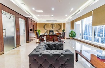 3,239 Sq Ft, Office For Sale in Emaar Square, Downtown Dubai, Dubai - With 360 Video Tour |Exclusive Fully Fitted Office