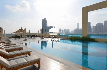 Ready to Move in Good Condition, 1 Sq Ft, Shop To Rent in The Residences at Business Central, Business Bay, Dubai - Centrally Located | Multiple Cheques | Near Canal