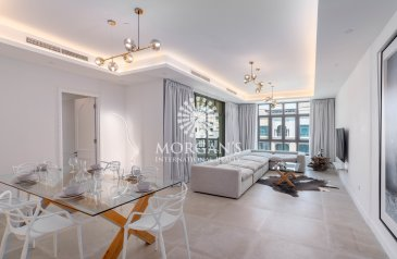 Three Bedroom, Three Bathroom, Penthouse To Rent in The Old Town, Downtown Dubai, Dubai - EXCLUSIVE | PENTHOUSE WITH PRIVATE POOL