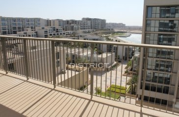 Four Bedroom, Four Bathroom, Apartment For Sale in Al Zeina Residential Tower B, Al Raha Beach, Abu Dhabi - Must Sell | Modern Design 4 Beds | Invest Now