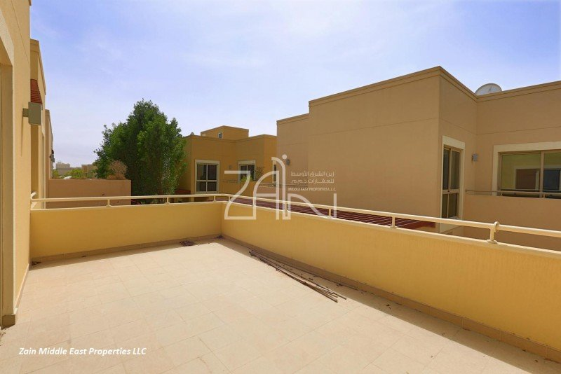 Corner 3 Br Villa Type A Facing Khalifa City