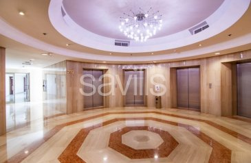 1,361 Sq Ft, Office To Rent in Maktoum Road, Deira, Dubai - Fully Fitted Offices & Shops at Al Reem Tower|