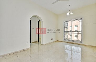 One Bedroom, Two Bathroom, Apartment To Rent in Muhaisnah 4, Dubai - 5% Off 1 Cheque | Family First Awqaf Building