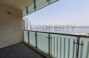 Three Bedroom, Four Bathroom, Apartment To Rent in Al Muneera, Al Raha Beach, Abu Dhabi - Full Sea View with Huge Balcony/ Ready to Move in