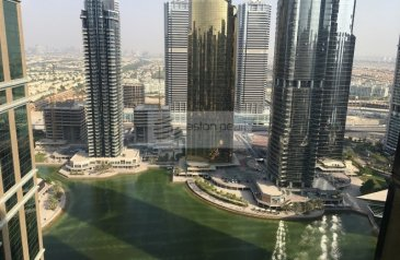 Two Bedroom, Two Bathroom, Apartment To Rent in Global Lake View, Jumeirah Lakes Towers - JLT, Dubai - Fully Furnished | 2 Bedroom Apt |Exclusive Listing