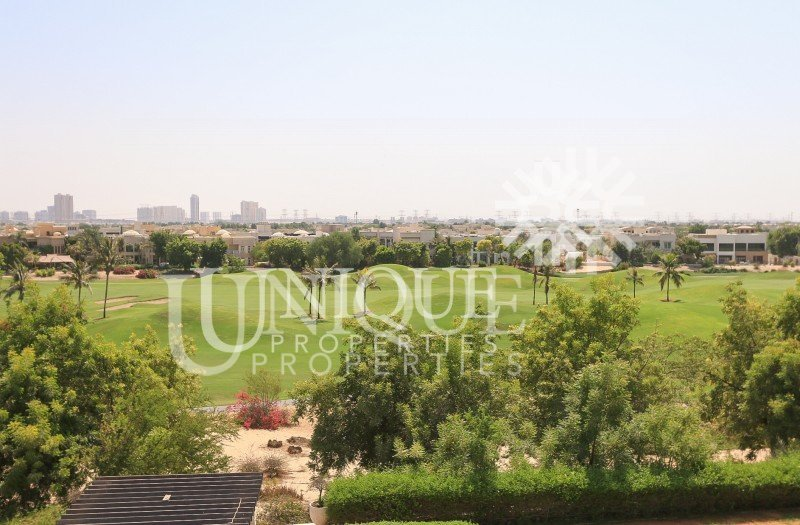Full Golf Course View Mansion In L Sector, Emirates Hills