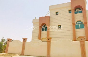 Five Bedroom, Five Bathroom, Commercial Villa To Rent in Mohammed Bin Zayed City, Abu Dhabi - A Perfect Commercial Villa on A Prime Location