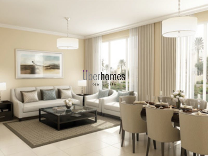 Townhouse For Sale In Mira Oasis 2, Reem